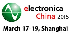 Electronica China 2015