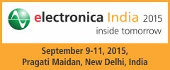 Electronica India 2015