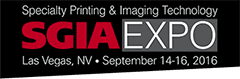 SGIA Expo 2016