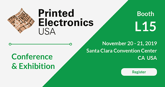 Memcon Printed Electronics USA 2019