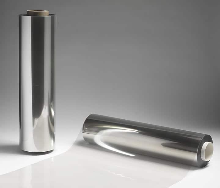 Indium-Zinnoxid (ITO) beschichtete Polyesterfolie
