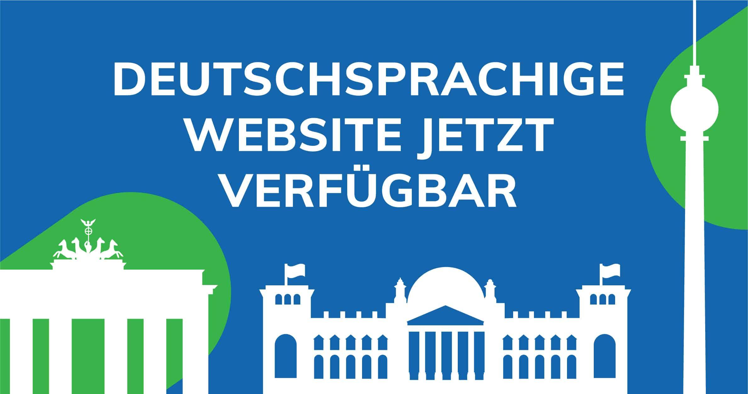 Memcon Website jetzt auch auf Deutsch verfügbar