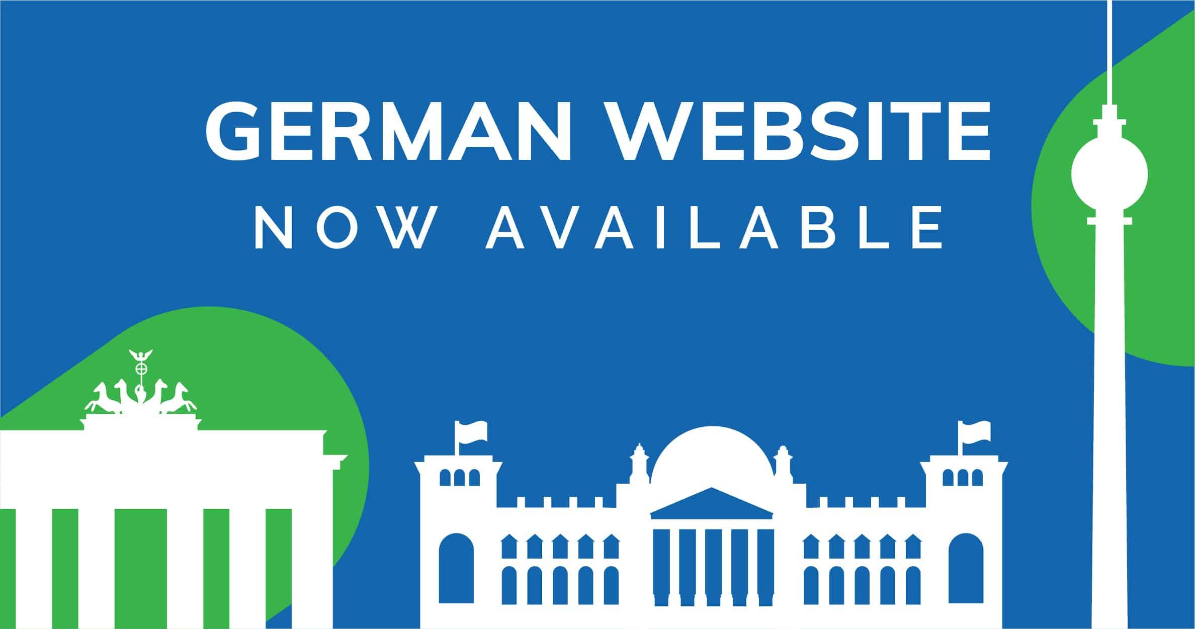 La web de Memcon ahora está disponible también en el idioma alemán