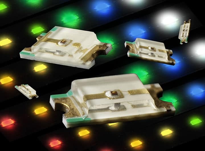 發光二極管(LEDs)