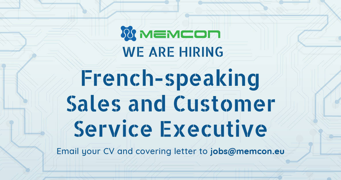 We are hiring French-speaking Sales & Customer Service Executive